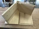 Corps de ruche Dadant en kit