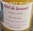 Miel de lavande d'Ardèche